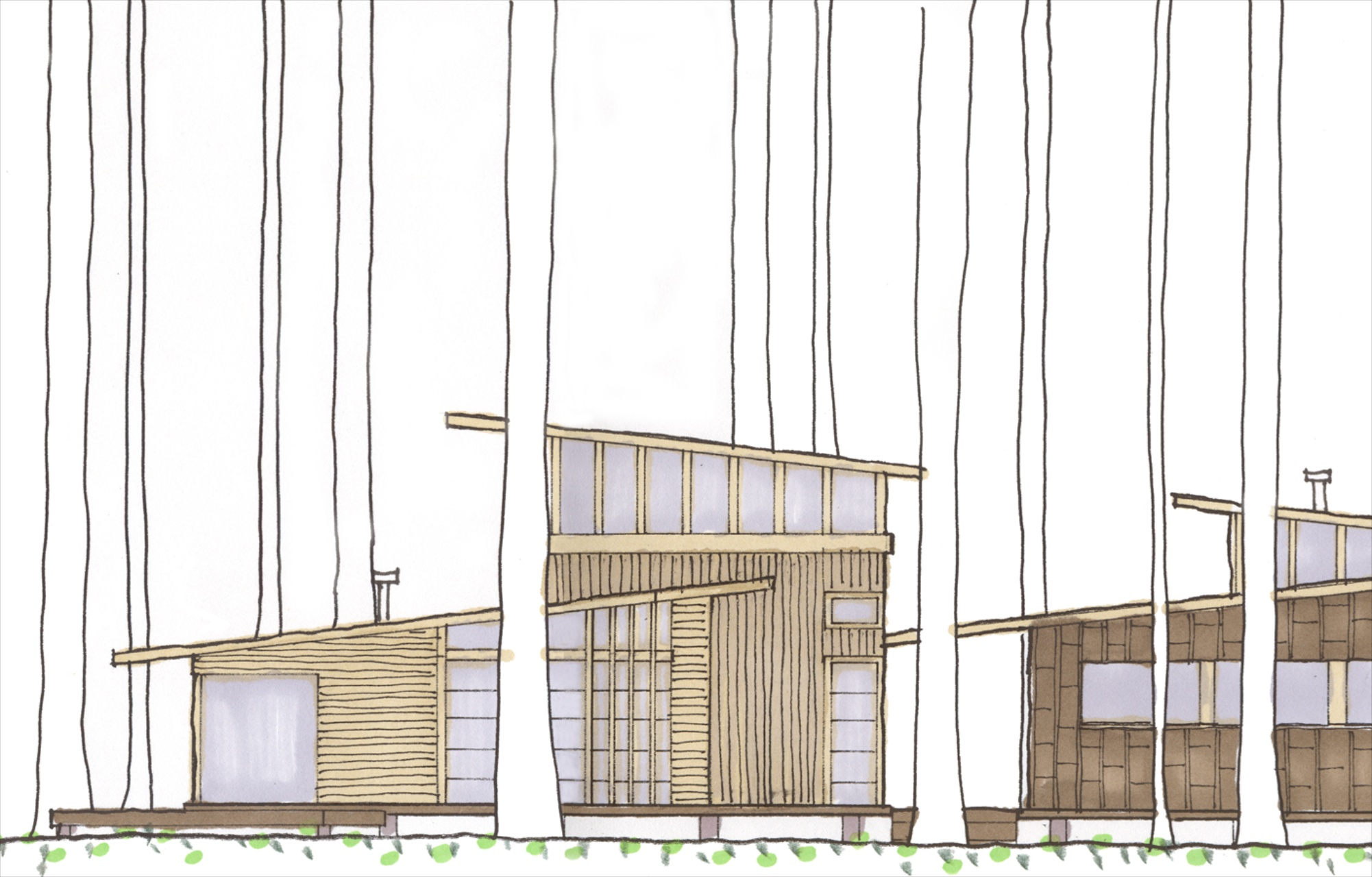 PLACE — architectural innovation on the west coast: process